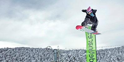 Valdelinares esquí Maestrazgo
