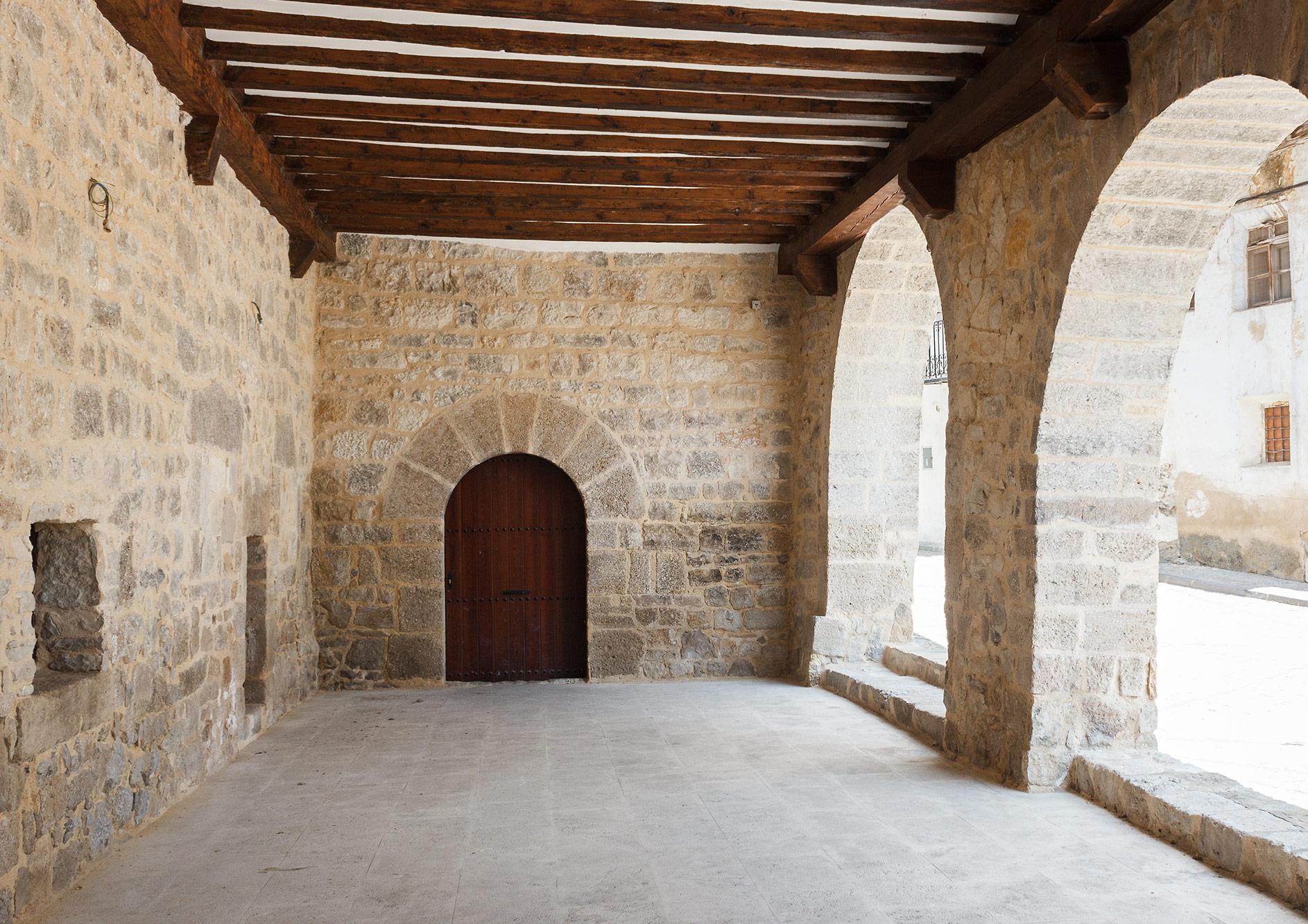 Alojamiento Fortanente Maestrazgo
