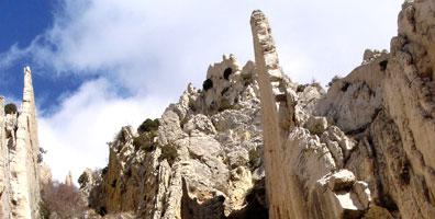 Alojamiento Parque geológico de Aliaga Maestrazgo