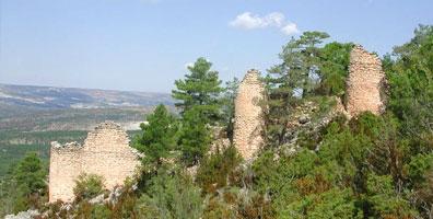 Alojamiento Castillo del Cid Campeador Maestrazgo