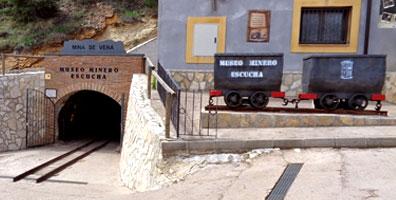 Alojamiento Museo Minero de Escucha Maestrazgo